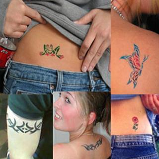 Airbrush Tattoos